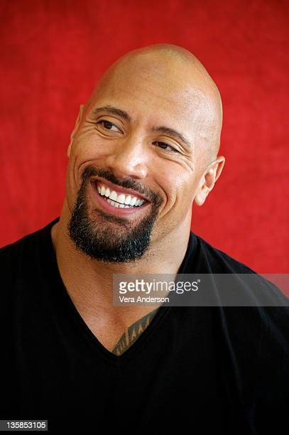 Dwayne Johnson at the 'Faster' press conference at The RitzCarlton on June 28 2010 in Cancun Mexico