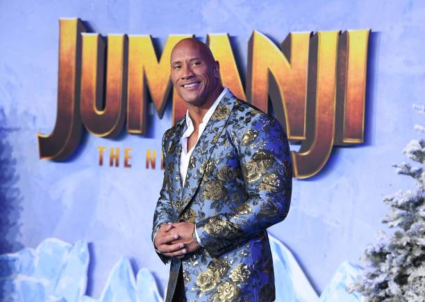 """CA: Premiere Of Sony Pictures' """"Jumanji: The Next Level"""" - Arrivals"""