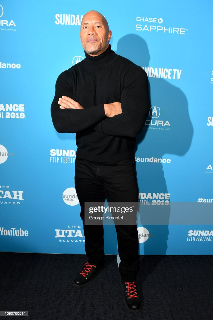 "2019 Sundance Film Festival - Surprise Screening Of ""Fighting With My Family"" : News Photo"