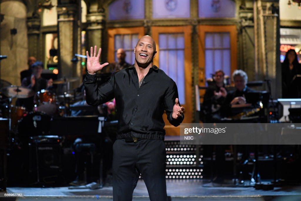 "NBC's ""Saturday Night Live"" with Dwayne Johnson, Katy Perry"
