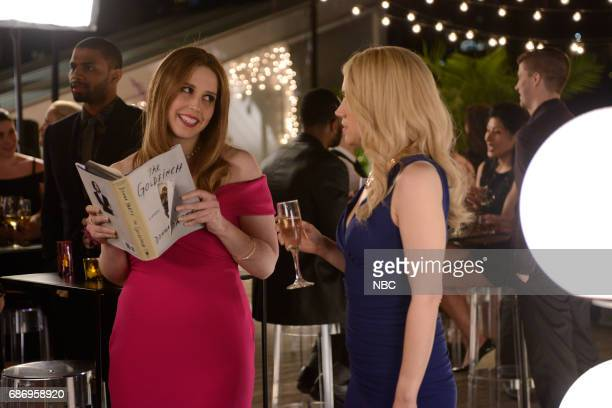 LIVE 'Dwayne Johnson' Episode 1725 Pictured Vanessa Bayer Kate McKinnon in 'Cartier Ad' on May 20 2017