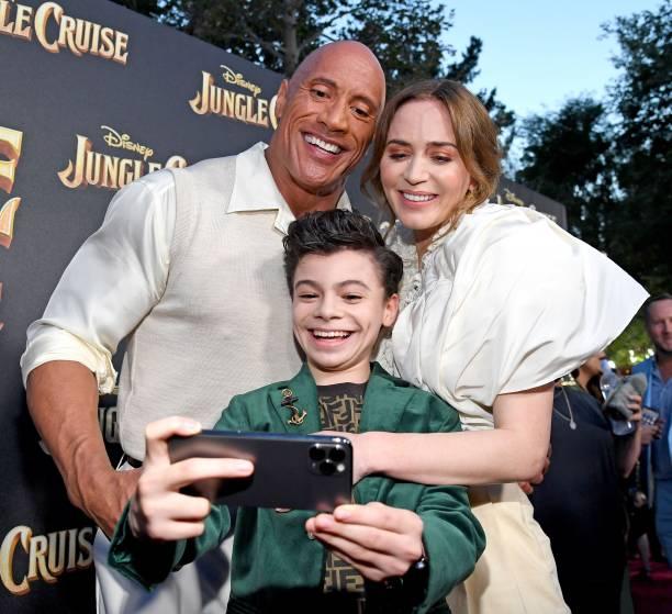 CA: World Premiere Of Disney's Jungle Cruise
