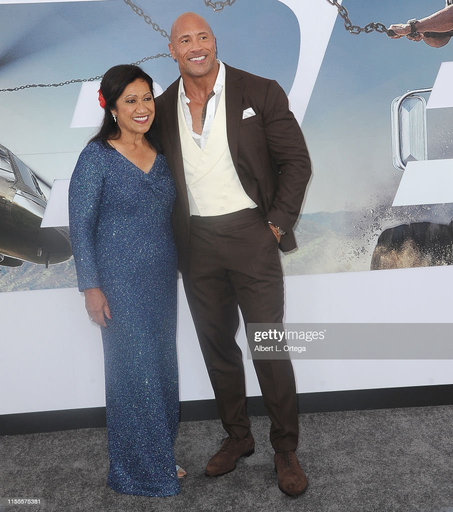 """Premiere Of Universal Pictures' """"Fast & Furious Presents: Hobbs & Shaw"""" - Arrivals : News Photo"""