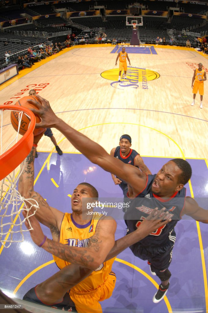 Anaheim Arsenal v Los Angeles D-Fenders : News Photo