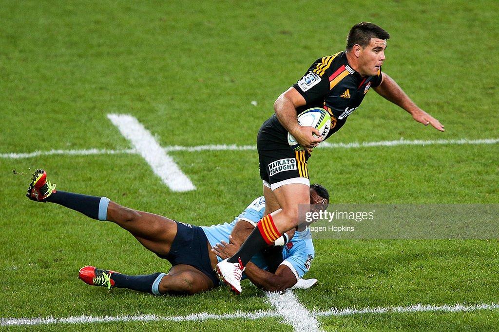 Super Rugby Rd 16 - Chiefs v Waratahs