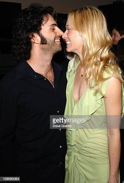 Dweezil Zappa and Lauren Knudsen during Reefer Madness Showtime Networks Los Angeles Premiere Arrivals at Regent Showcase Cinemas in Hollywood...