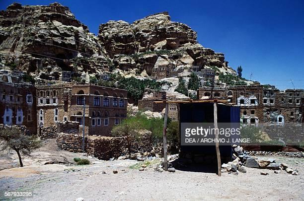Dwellings in Shibam Yemen