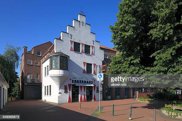 DWesel Rhine Lower Rhine North RhineWestphalia Erker House restaurant
