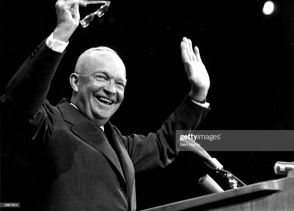 an introduction to the life of dwight ike eisenhower the 34th president of the united states War hero dwight d eisenhower used his legendary leadership ability to steward the nation through a surprisingly turbulent time #biography subscribe for mor.