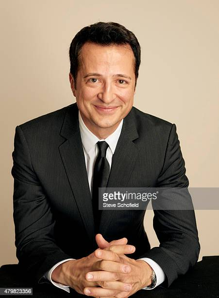 Dwight D Smith poses for a portrait during the 5th Annual Critics' Choice Television Awards at The Beverly Hilton Hotel on May 31 2015 in Beverly...