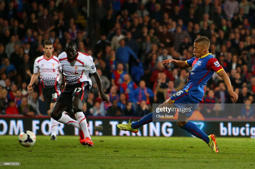Crystal Palace v Liverpool - Premier League : News Photo