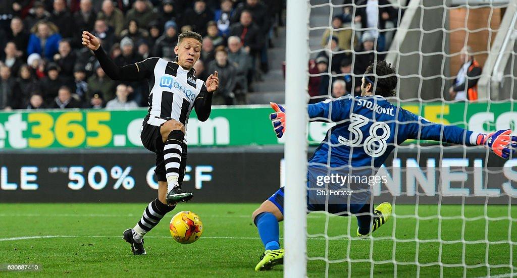 Newcastle United v Nottingham Forest - Sky Bet Championship : News Photo