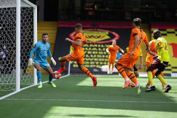 GBR: Watford FC v Newcastle United - Premier League