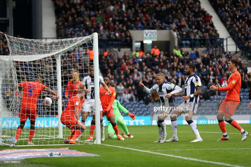 West Bromwich Albion v Millwall - Sky Bet Championship