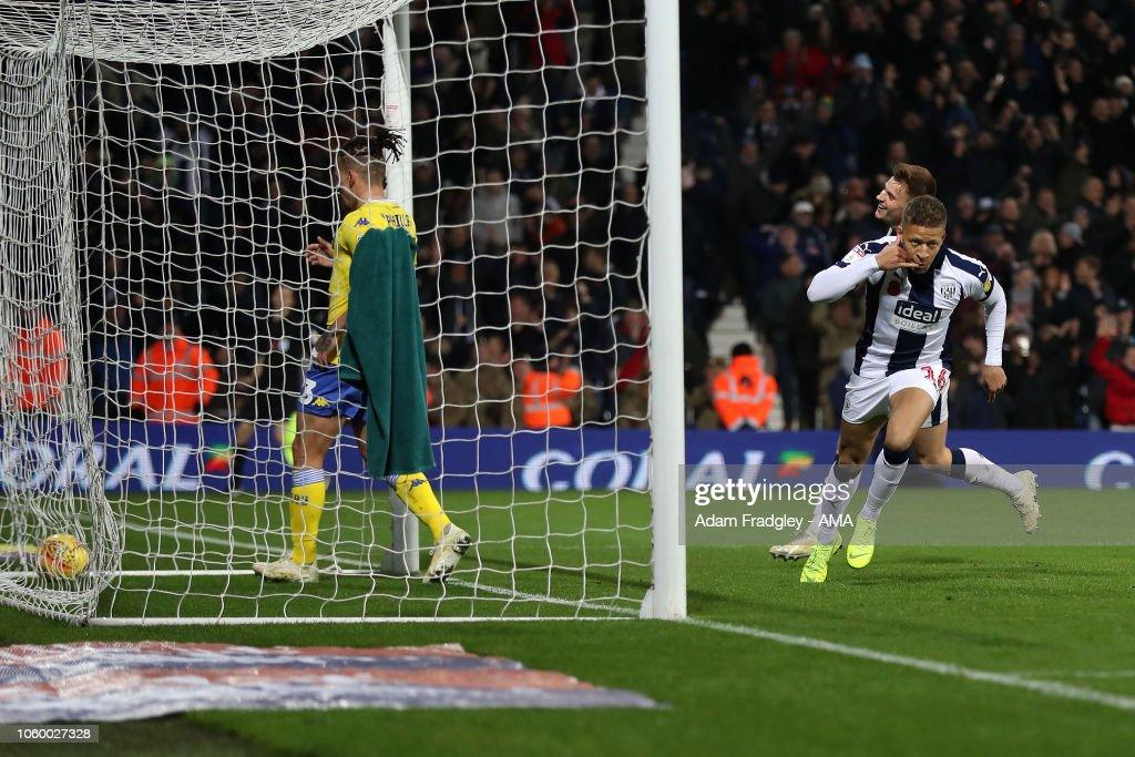 West Bromwich Albion v Leeds United - Sky Bet Championship : News Photo
