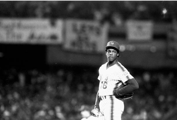 Dwight Gooden's first World Series game? Forget it! The Doc
