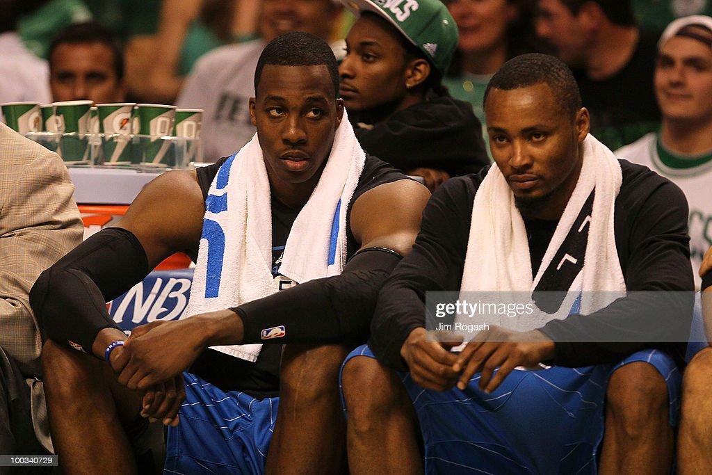 Orlando Magic v Boston Celtics , Game 3