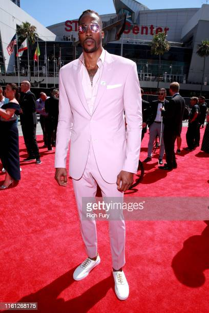 Dwight Howard attends The 2019 ESPYs at Microsoft Theater on July 10 2019 in Los Angeles California