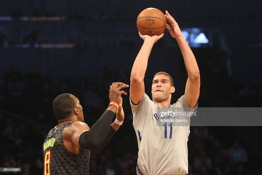 Brooklyn Nets vs Atlanta Hawks  : News Photo