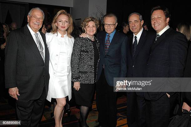 Dwight Opperman Julie Chrystyn Matilde Cuomo Larry King Mario Cuomo and Josh Young attend Stacy Morrison Linda Fears Peggy Northrop Host a party for...