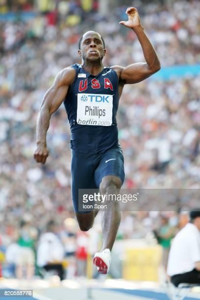 Dwight PHILLIPS Championnats du Monde d'Athletisme Berlin 2009
