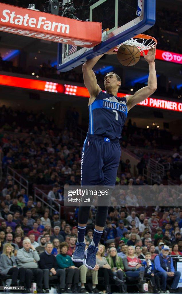 Dallas Mavericks v Philadelphia 76ers : News Photo