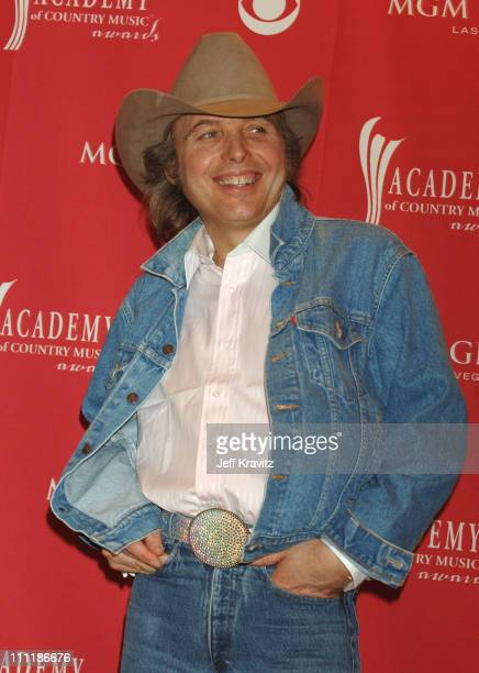 Dwight Yoakam during 41st Annual Academy of Country Music Awards Press Room at MGM Grand Theater in Las Vegas Nevada United States