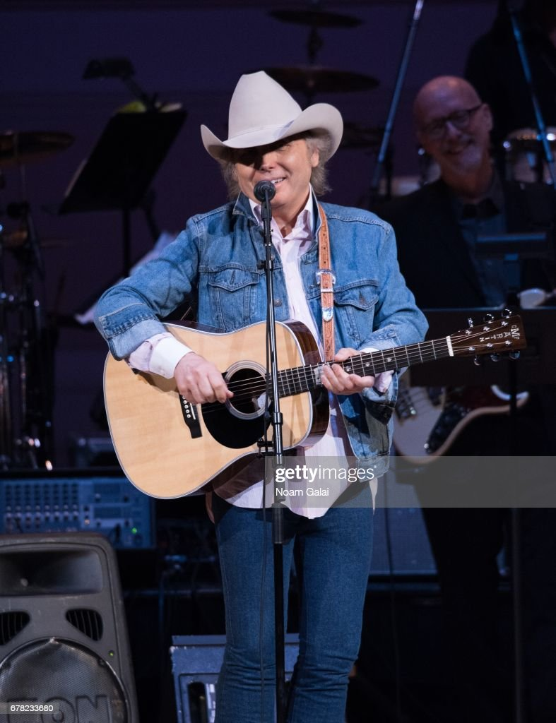 Dwight Yoakam performs during a tribute concert honoring Jimmy Webb at Carnegie Hall on May 3, 2017 in New York City.