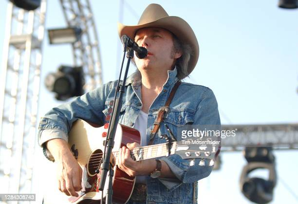 Dwight Yoakam performs during Coachella 2008 at the Empire Polo Fields on April 26, 2008 in Indio, California.