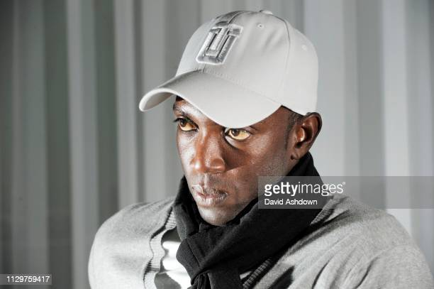Dwight Yorke footballer with Trinidad and Tobago and Sunderland FC