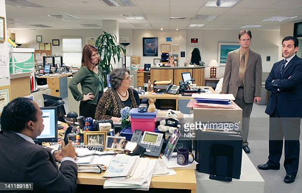 THE OFFICE Dwight's Speech Episode 17 Aired Pictured Leslie David Baker as Stanley Hudson Kate Flannery as Meredith Palmer Phyllis Smith as Phyllis...