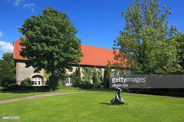 DWillebadessen Nethe Eggegebirge Teutoburg Forest / Egge Hills Nature Park East Westphalia Westphalian Lowland North RhineWestphalia NRW monastery...