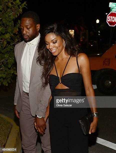 39 Dwyane Wade And Gabrielle Union Wedding Rehearsal Dinner At Prime