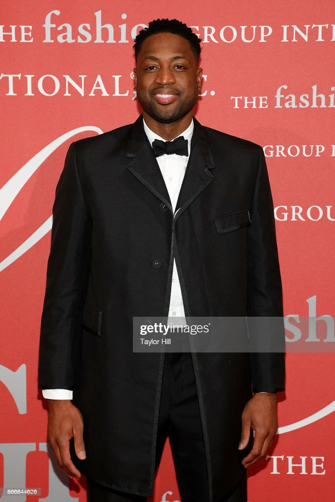 Dwyane Wade attends the 2017 Night Of Stars Gala at Cipriani Wall Street on October 26, 2017 in New York City.