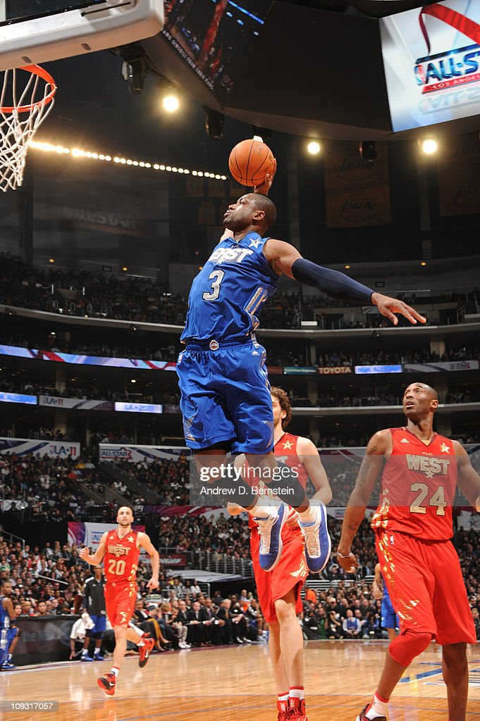 2011 NBA All-Star Game : News Photo