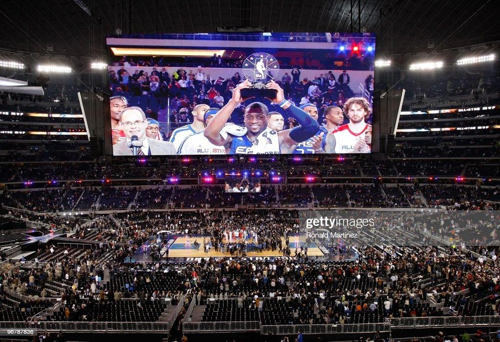 2010 NBA All Star Game : Foto jornalística