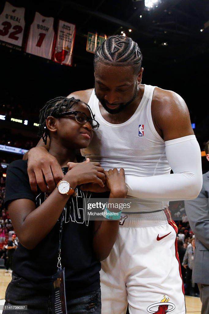 Philadelphia 76ers v Miami Heat : News Photo