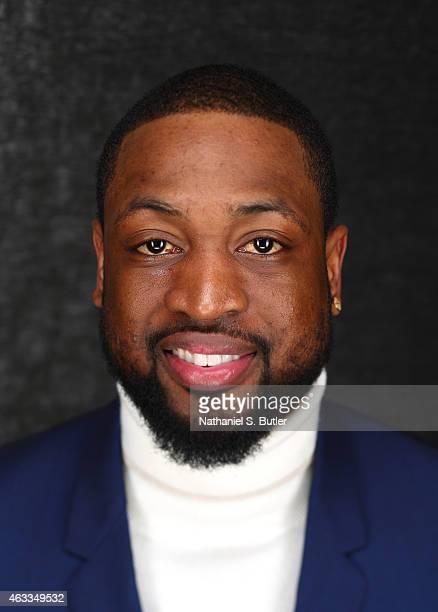 39796e6d12f Dwyane Wade of the Miami Heat poses for portraits during the NBAE Circuit  as part of