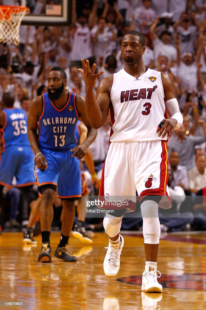 2012 NBA Finals - Game Four