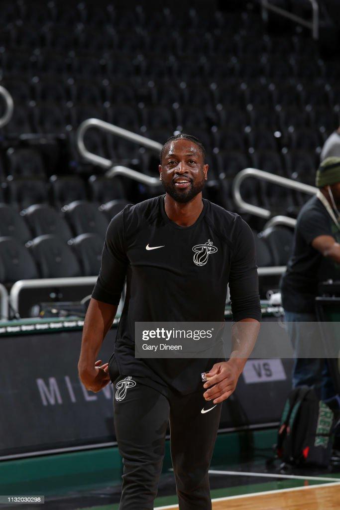 WI: Miami Heat v Milwaukee Bucks