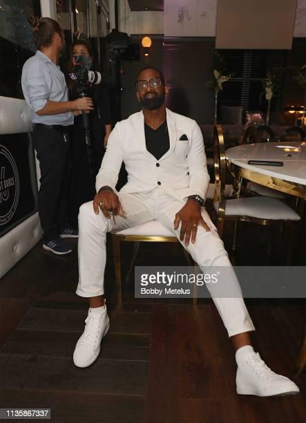 Dwyane Wade Sr attends Dwyane Wade's 16 Year NBA Career Celebration Dinner on April 8 2019 in Miami Florida
