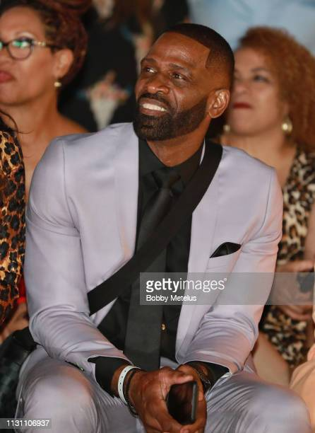 Dwyane Wade Sr attends the 6th Annual A Night On The Runwade at Aventura Mall on March 16 2019 in Miami Florida