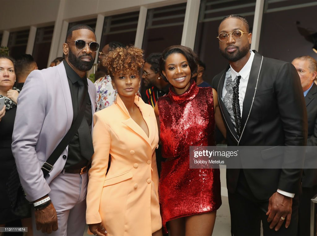 6th Annual A Night On The Runwade : News Photo