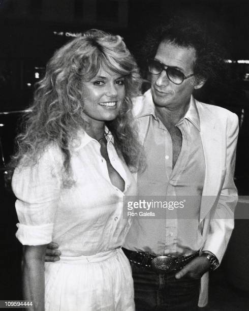 Dyan Cannon and Jerry Schatzberg director during Honeysuckle Rose New York City Premiere After Party at Xenon in New York City New York United States