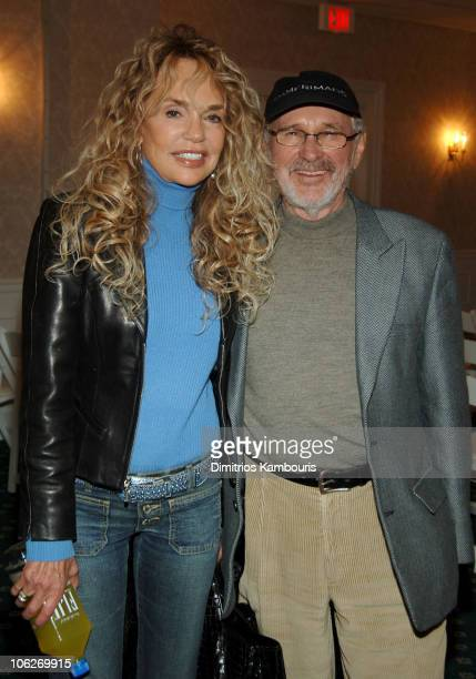 Dyan Cannon and Norman Jewison during 13th Annual Hamptons International Film Festival Icons In The Making Panel at Southampton Inn in Southampton...