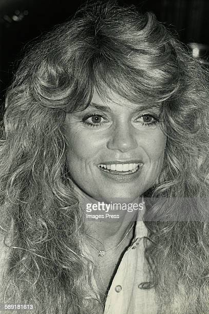 Dyan Cannon circa 1980 in New York City