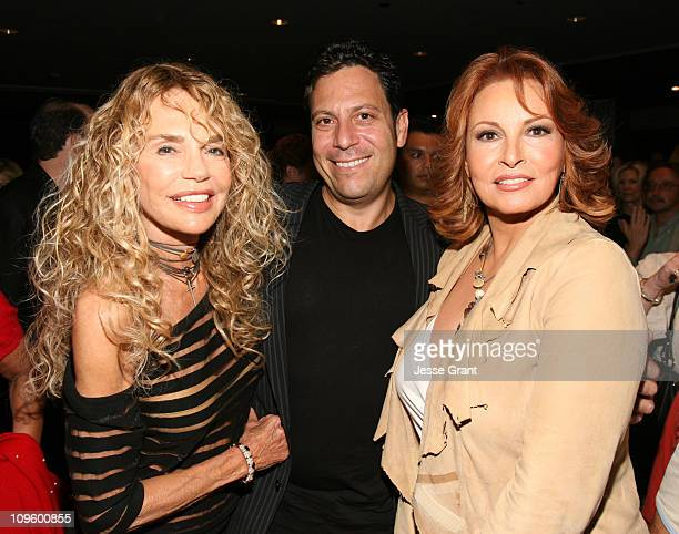 Dyan Cannon Darren Star and Raquel Welch during Boynton Beach Club Los Angeles Premiere After Party at Pacific Design Center in West Hollywood...