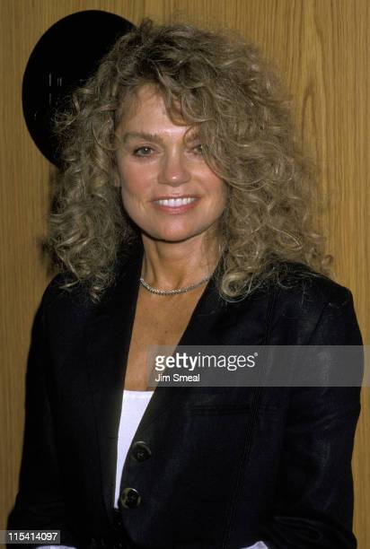 Dyan Cannon during 13th Annual Nissan Focus Awards August 29 1989 at Directors Guild in Hollywood California United States