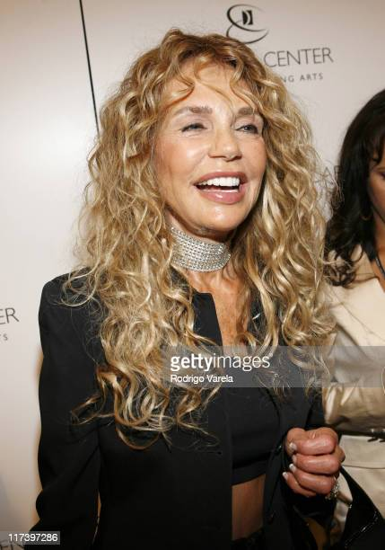 Dyan Cannon during Carnival Center Grand Opening Red Carpet at Carnival Center for the Performing Arts in Miami Florida United States