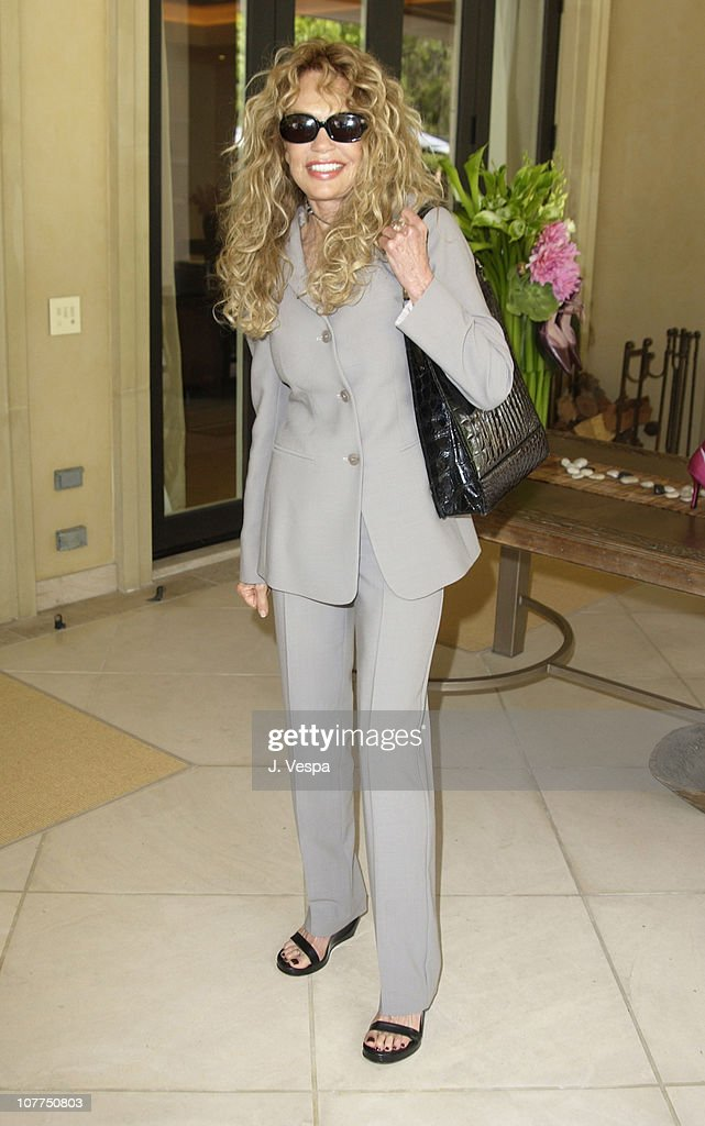 Dyan Cannon during Charles David and W Magazine Luncheon to Benefit Miracles and Wonders Foundation for Breast Cancer at Private Home in Beverly Hills, California, United States.